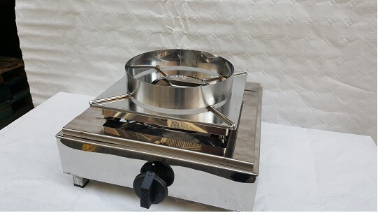 Cocina Para Wok Planchahosteleria
